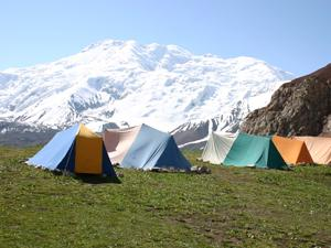 Mountaineering Base Camps