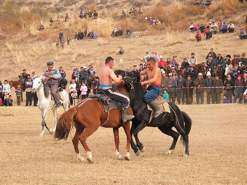 Horse & Cultural festival At Chabysh